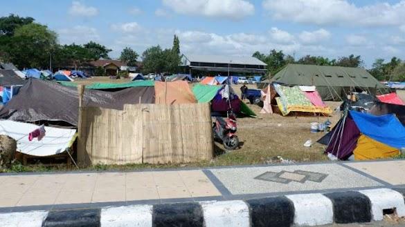 Kas Daerah Minim, Lombok Barat Persilakan Asing Bantu Korban Gempa