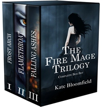 The Fire Mage Trilogy (Kate Bloomfield)