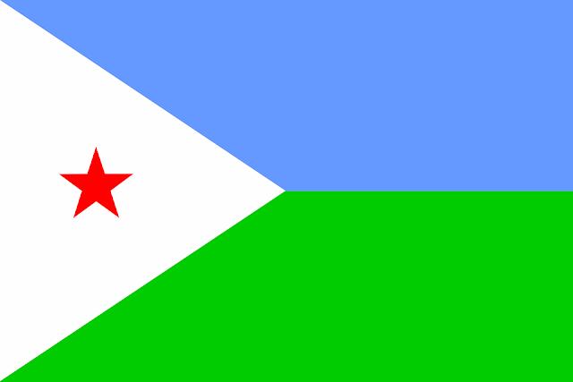 Bandera de Djibouti