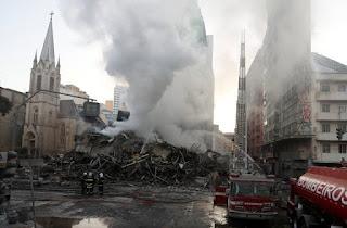 44 People Missed in Sao Paulo