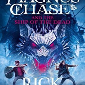 THE SHIP OF THE DEAD - by Rick Riordan