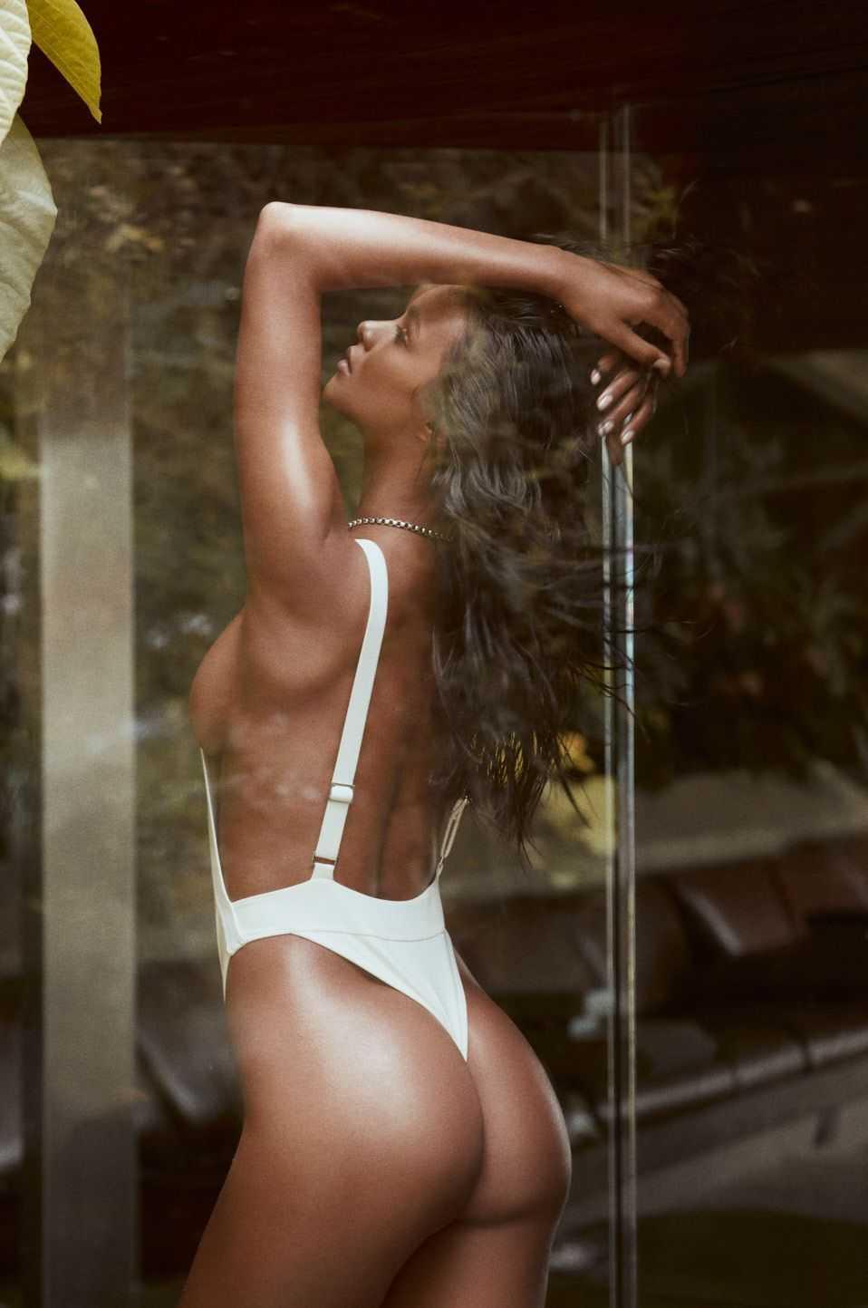 Fae Swim Campaign Spring/Summer 2017 featuring Lais Ribeiro