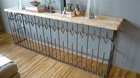 Dishfunctional designs don 39 t fence me in creative uses for Barn wood salvage companies