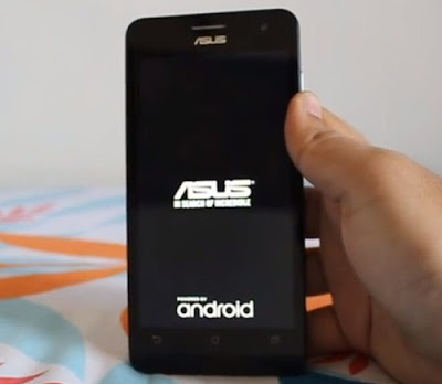 Cara Flash Asus Zenfone 5 T00F T00J Botloop