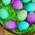 Veľkonočné vajíčka ombré