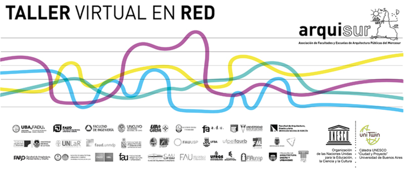Taller Virtual En Red Arquisur 2019