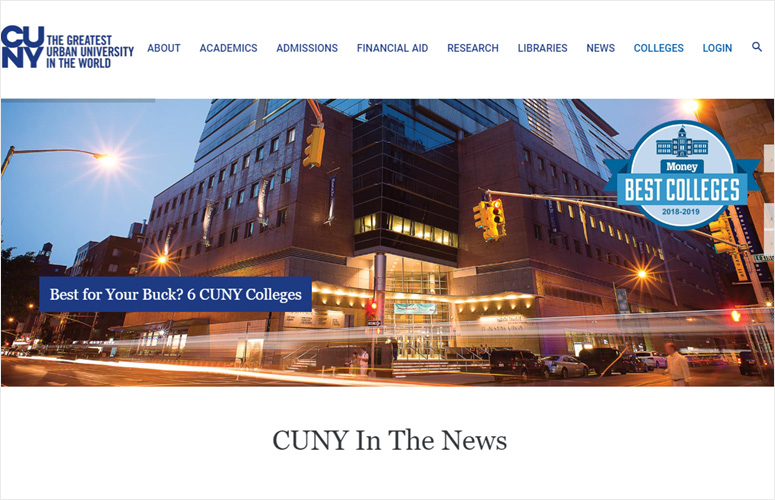The City University of New York