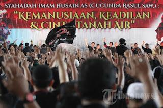 Makin Eksis, GBK jadi Tempat Ritual Asyura Ribuan Penganut Syiah
