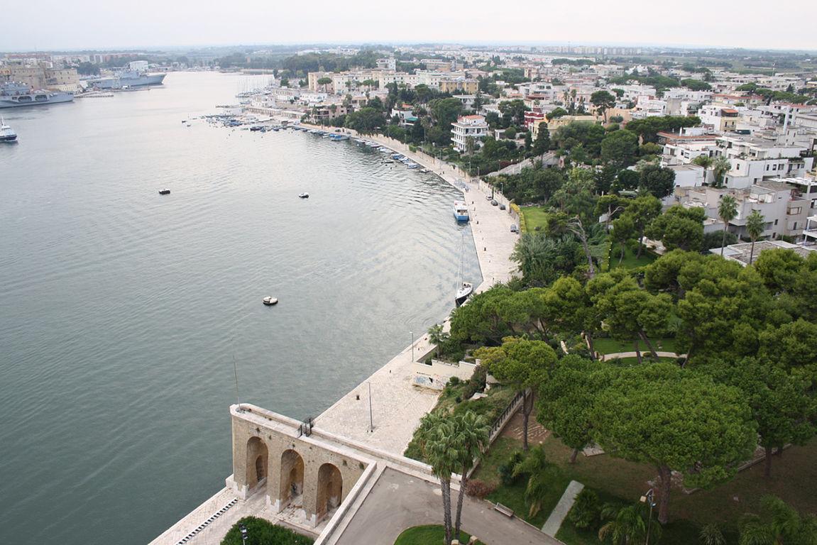 TOP WORLD TRAVEL DESTINATIONS: Brindisi, Italy