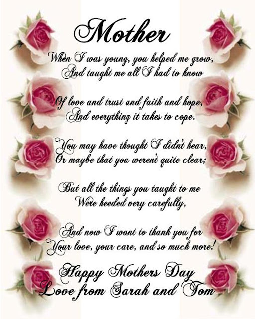 songs of mothers day
