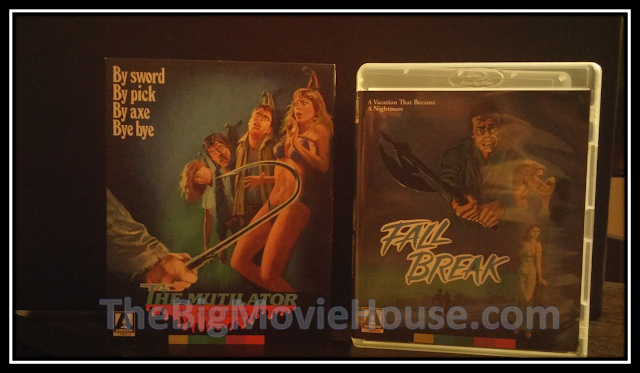 the mutilator aka fall break blu-ray from Arrow Video