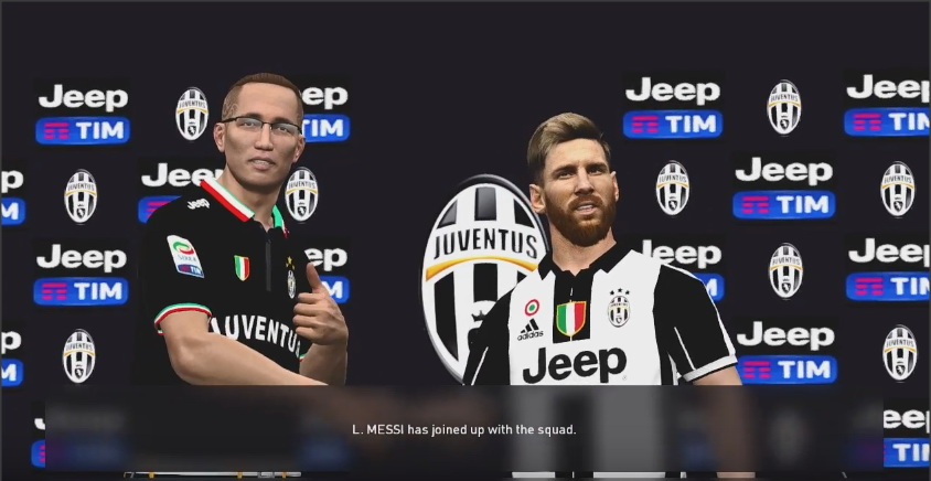 PES 2017 Juventus Master League MPS Pack v2.0 by fifacana