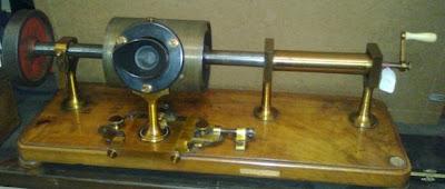 Fonografo originale Edison