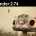 Download Software Blender 2.74