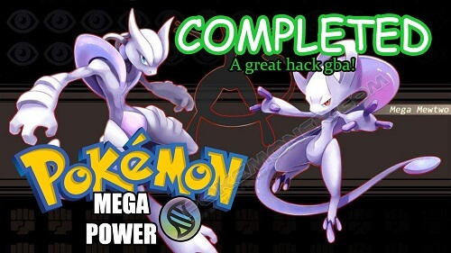 Pokemon Mega Power