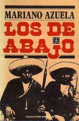 Novela Los de abajo de Azuela