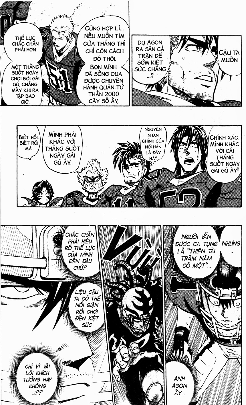 Eyeshield 21 chapter 176 trang 20