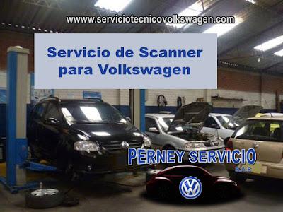 Escaner Volkswagen