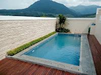 Rp.6.500.000.000 EXCLUSIVE Rumah Mewah Semi furnis Best View +POOL Di Balii Hill Sentul City (code:154)