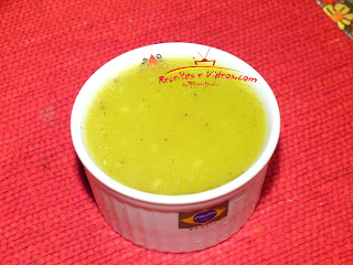 Molho Salada - Limão e mostarda