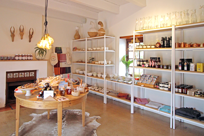 Spier Weingut - Hoghouse Bakery Shop
