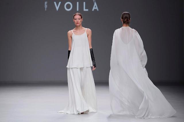 desfile sophie et voila barcelona bridal week - blog mi boda