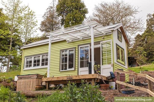 186 sq ft New Zealand Tiny House