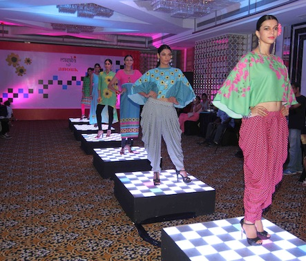 61c6bc89d288 ANOUK LAUNCHES NEW COLLECTION WITH MASABA.