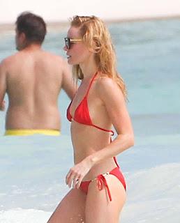 Kate Bosworth hot bikini pics on the beach in Mexico
