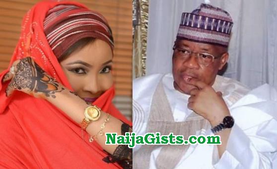 ibrahim babangida marry hausa actress