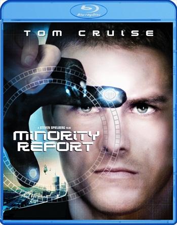 Minority Report 2002 Dual Audio Hindi Bluray Movie Download