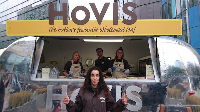 It Is On Tour In The Uk To Enjoy Some Tasty Hovis Wholemeal Bread And Learn A Bit About Bread And The Art Of Breadmaking From The Experts At Hovis