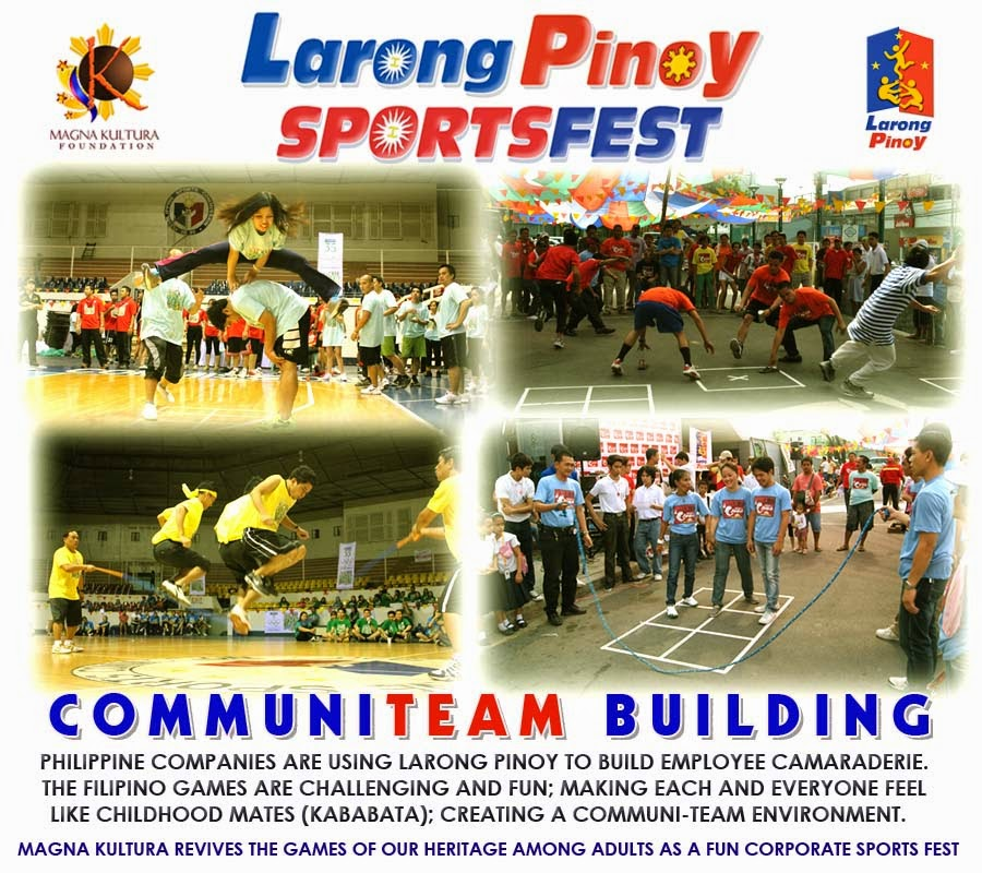 benefits of traditional filipino games