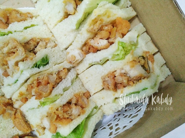 Menu Baru Dari Garsa Kitchen Sandwich