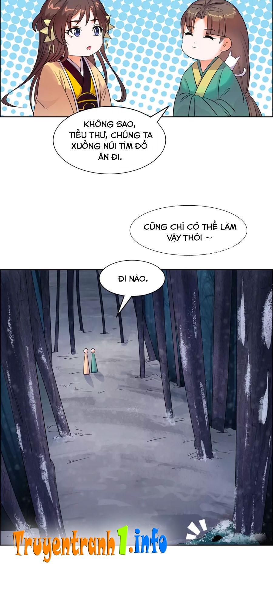 Vương Gia Là Đầu Đại Lão Hổ chap 91 - Trang 18