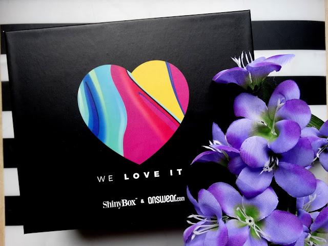 "ShinyBox & Answear.com ""We love it"""