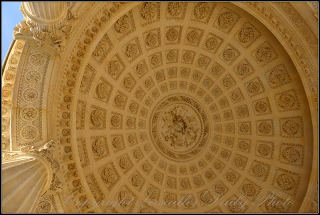 Temple de l'Amour Petit Trianon Versailles