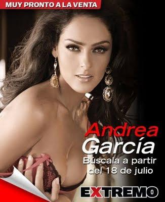 Naked Andrea garcia