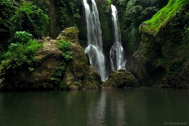 Keindahan Wisata Air Terjun Blang Kolam