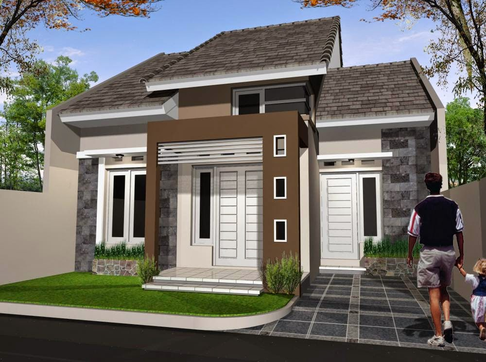 gambar rumah minimalis model sekarang