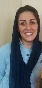 زنداني سياسي مریم اکبری منفرد