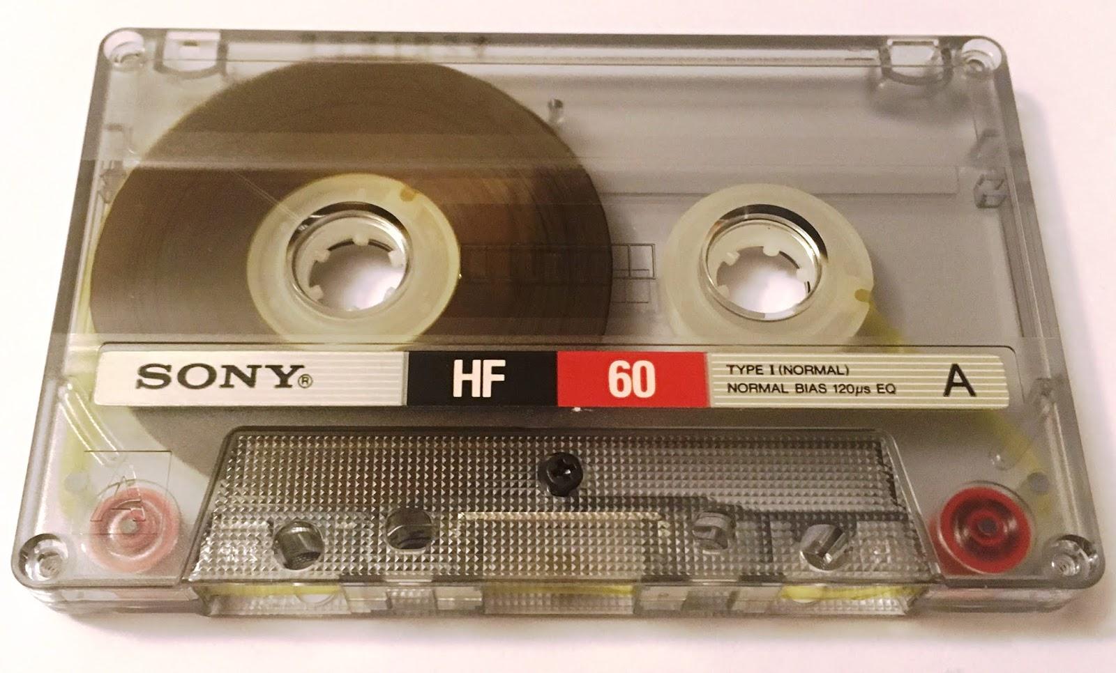 Musica & Memoria - Tecnologia & Mercato: Il ritorno delle musicassette