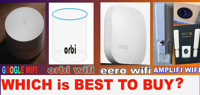 Which Wifi Mesh Router is Best to Buy ? and why ?