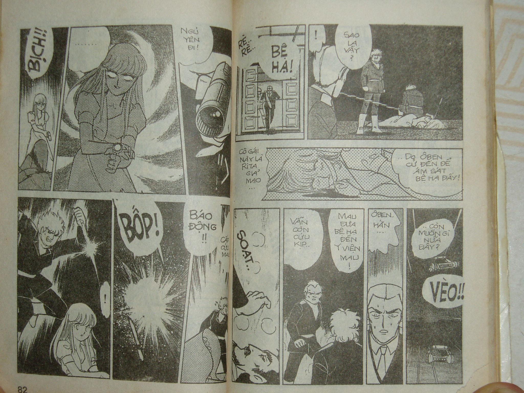 Siêu nhân Locke vol 13 trang 40