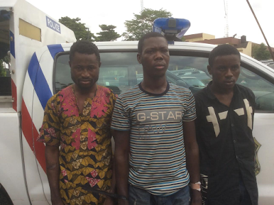 How I shot a Policeman, killed two cult rivals in Lagos- Suspect