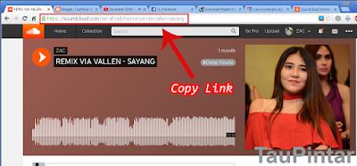 Cara Download Lagu di Souncloud Tanpa Software
