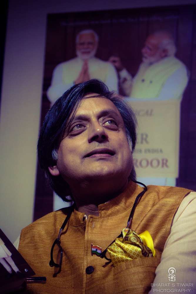 The Paradoxical Prime Minister‬ — by an Always in Accord Author Shashi Tharoor