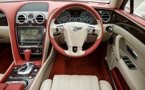2017 Bentley Flying Spur V8 S Review
