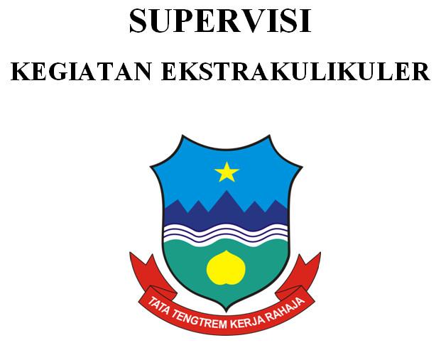 Format Supervisi Kegiatan Ekstrakulikuler untuk Berkas Akreditasi Sekolah SD-SMP-SMA