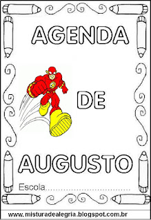 Capa para agenda The Flash
